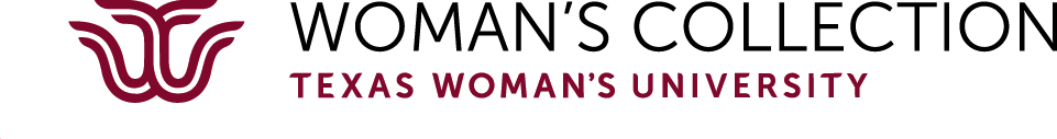 Texas Woman's University Woman's Collection logo